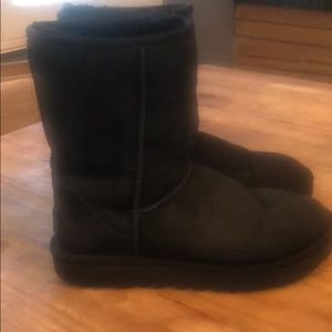 UGG Boots Classic Genuine Shearling Lined